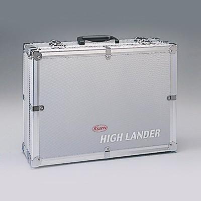 BL8JC Aluminium case for High Lander