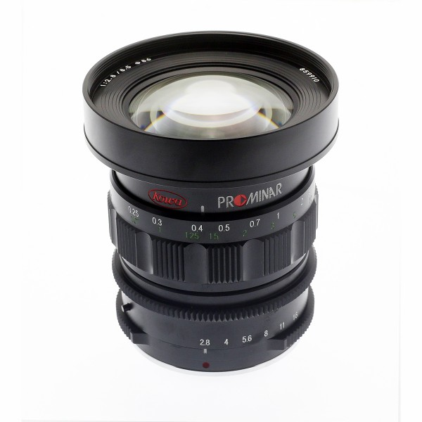 Kowa PROMINAR MFT 8.5mm f2.8 Black