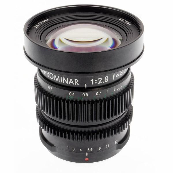 Kowa PROMINAR MFT 8.5mm f2.8 Cine